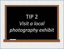 Chalkboard_Tip2_AttendPhotoExhibit
